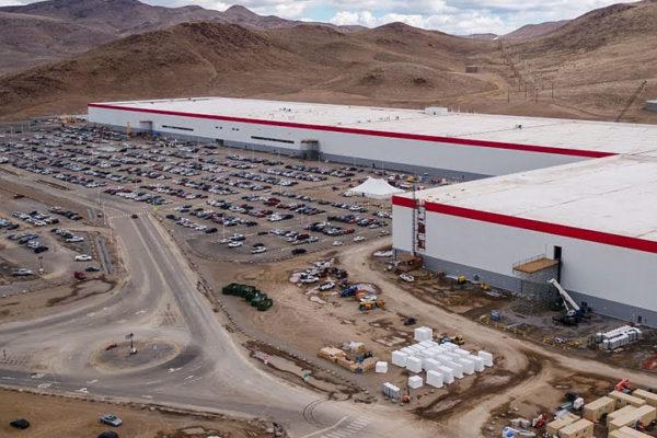 Tesla Giga Factory