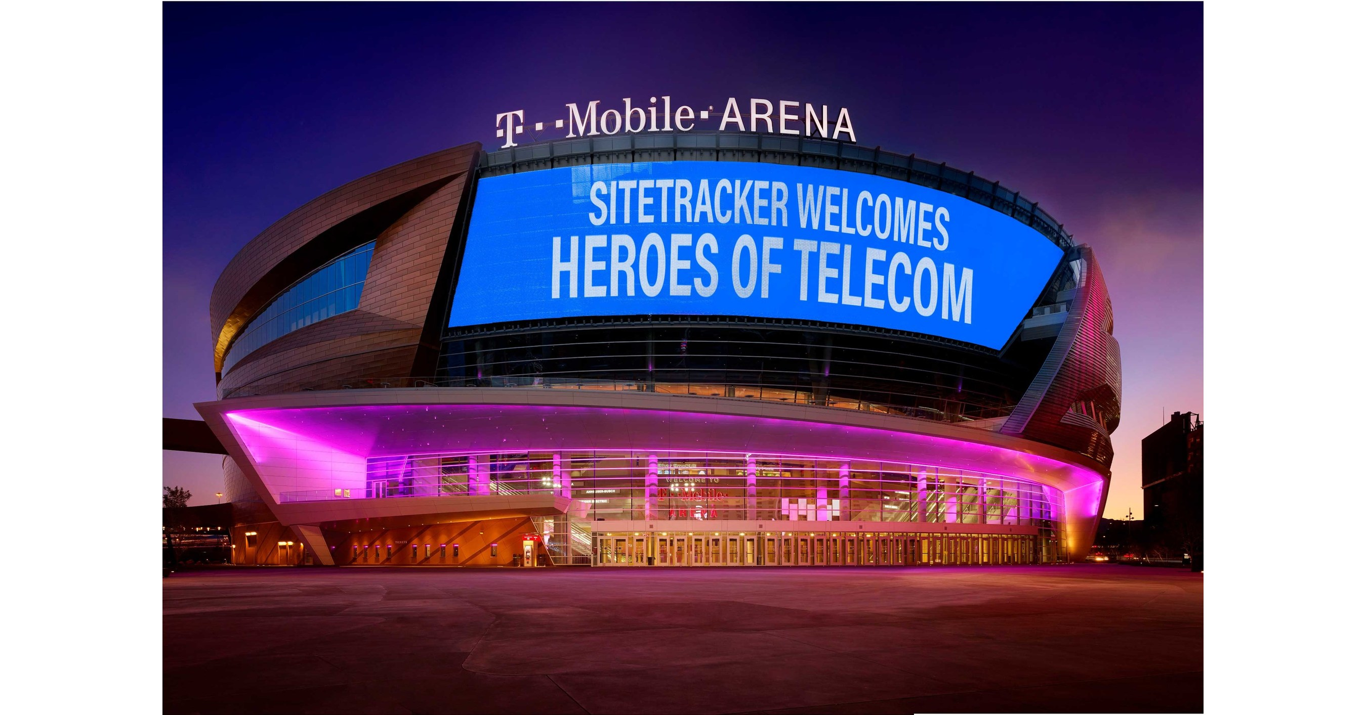 Leaf Honored at Heroes of Telecom Awards Event Nov 20th
